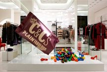 Ideas for Window display / Great window display from around the world