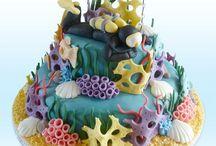 Scuba cakes / by Lynn Moore