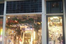 Lampenwinkels / Lamp shops / Aparte lampenwinkels die ik tegen ben gekomen / Special lamp shops I encountered.