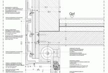 Arch. < Details / Elevations / Sections / by Juan Alejo Morales Mor