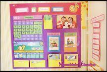 Calendario Ed. Infantil
