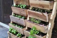 Jardines con poco espacio