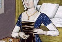 Inspiration till medeltidskläder