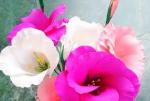 Marcipán - květ