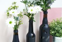 DIY Beer / All the best DIY items made only with beer bottles, caps …