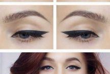 Eye Liner Cat Eyes