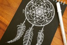 Dreamcatcher Art