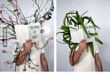 Book & Display ideas / Library displays