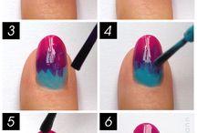 Makeup/negle ting