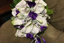 Wedding Flowers By Me / Bouquets & such / by Wanda Hobgood
