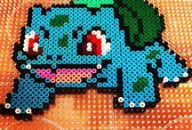 Pokemon strijkkralen