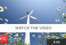 "American Wind / American Wind® is a monthly program that supports ""green energy"""
