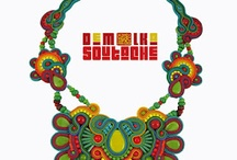Soutache Necklaces
