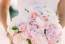 bröllop - blommor