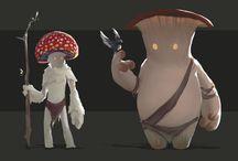Referenzen: Characters - Creatures