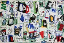 Jan Voss / Contemporary abstract artist