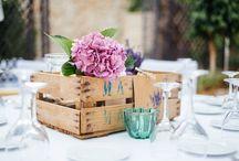 decoración bodas / decoración temática en bodas
