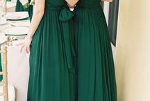 WEDDINGS   Emerald green