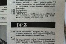 TV-tarjontaa