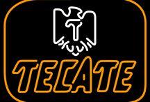 Tecate Neon Beer Signs & Lights