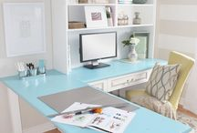 Studeer/werk kamer