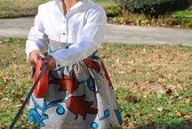 shirts and skirts