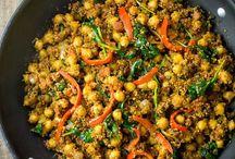 Food - Vegan - Asian
