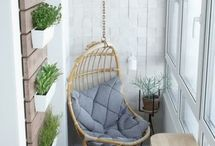 HOME Outdoor / Let's bring some green on our balconys and in our gardens!
