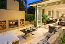 Outdoor Living / Great outdoor spaces that look fantastic and function easily.