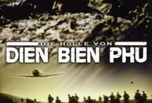 DIEN BIEN PHU / A film written and directed by Pierre Schoendoerffer (1992) starring Jean-François Balmer, Patrick Catalifo and Donald Pleasence
