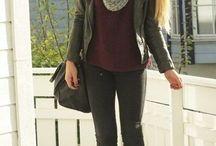 Outfits Outono/Inverno / Moda
