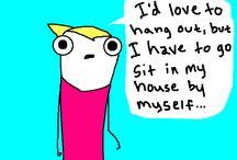 Introversion introspection  / by Corianne Wilson