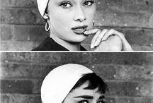 Audrey Hepburn / by Alexandria Owens