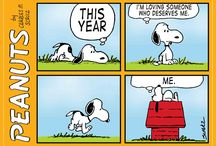 SNOOPY AND CO. / Peanuts