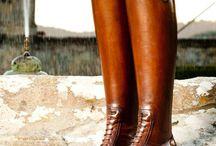 Equestrain fashion/tack