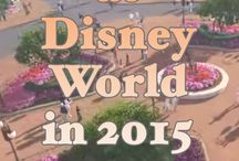 Disney 2015 / by Tabatha Rapp