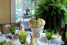 Tablescapes / by Tammy Parker