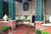 patio/ogród