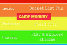 Camp Mommy