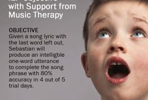 Music Therapy Goals / Here are examples of music therapy goals for special education through the Individualized Education Program (IEP) or private music therapy setting.