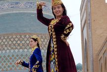 Traditional - Central Asia and Mongolia