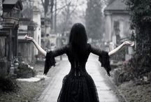 Graveyard Photoshoot