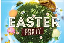 25 Beautiful Easter Flyer Template / Select and edit flyer template here to host and Easter party with your friends and relatives. Added an awesome post on Beautiful Easter flyer template here.