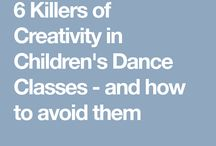 Groove Child Dance Programme