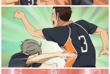 haikyuu love