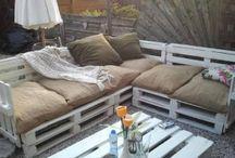 Upcycled home: eco-living
