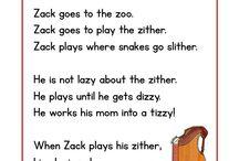 Alphabet Stories