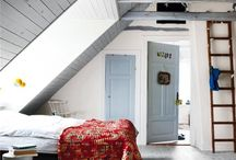 * Style Cottage - Chambres adultes *
