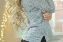 ❤ Blonde hair ❤