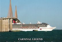 Carnival Legend / Can't wait until Sept!!  Going cruising again!!  / by Sharon Morrison